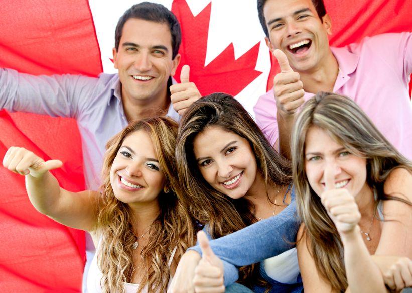Быстрый выезд в Канаду