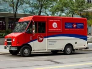 почта в Канаде