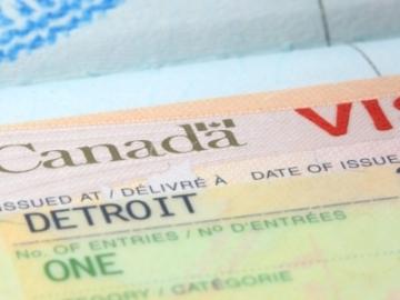 временная виза